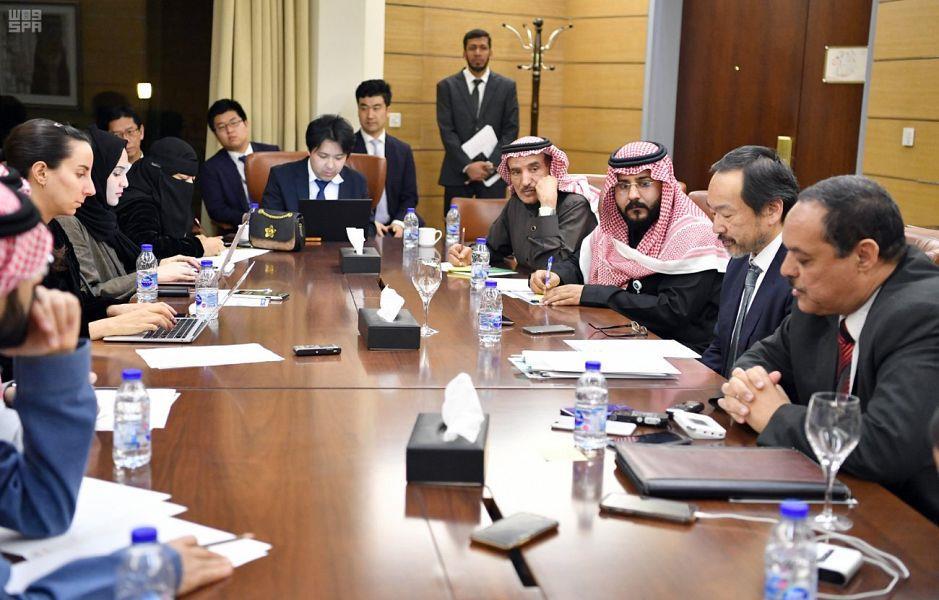 اليابان تثمن جهود سمو ولي العهد في تعزيز العلاقات مع المملكة