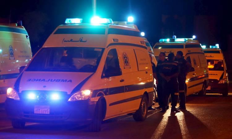 """واقعة مؤلمة.. مصري يُلقي زوجته من الطابق الخامس بعد اكتشافه إصابتها بـ""""كورونا"""""""
