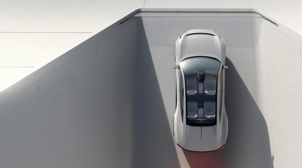 """""""فولفو"""" تستعرض رؤيتها حول السيارات الكهربائية بهذه النسخة"""