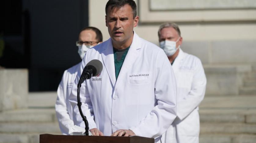 طبيب البيت الأبيض شون كونلي