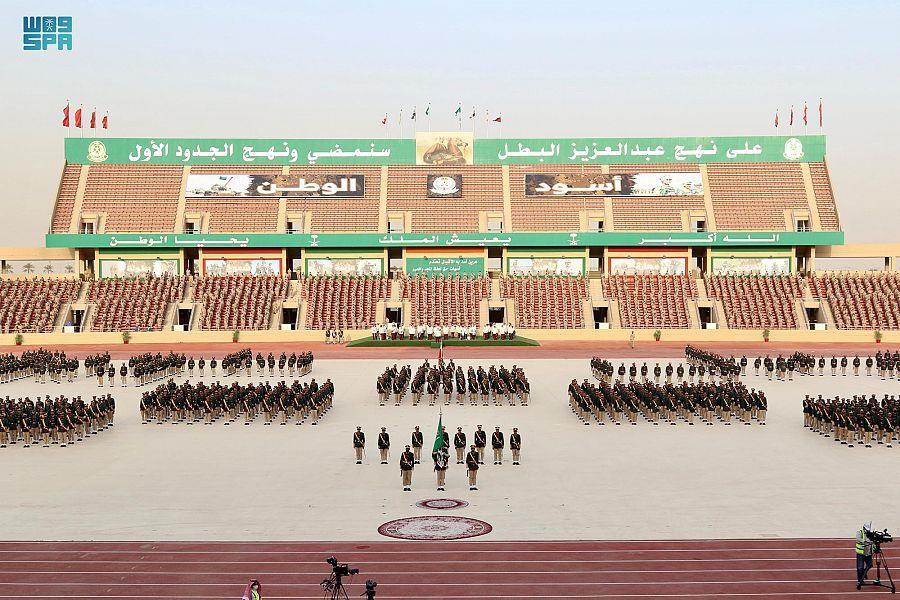 حفل تخريج الدفعة 79 بكلية الملك عبد العزيز الحربية