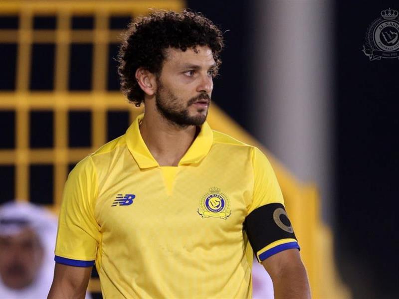حسام غالي مع النصر
