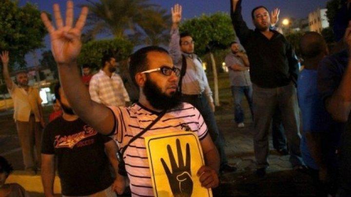 """مصر: الإخوان المسلمون """"لا تراجع ولا استسلام ولا تفاوض حتى عودة الديمقراطية"""""""