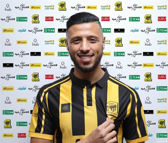 الاتحاد يتعاقد رسمياً مع لاعب الترجي التونسي أنيس البدري
