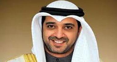 وزير الدولة لشئون مجلس الوزراء وزير الإعلام الشيخ محمد عبد الله المبارك