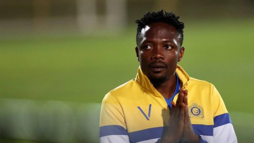 أحمد موسى لاعب النصر