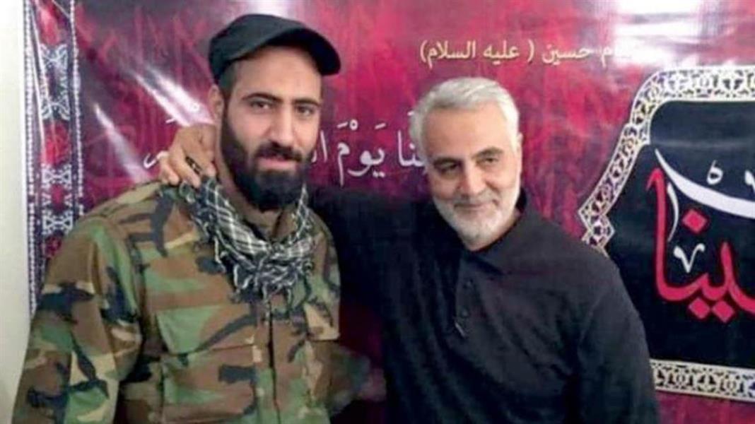 """اقتل """"مستشار"""" قاسم سليماني في سوريا"""