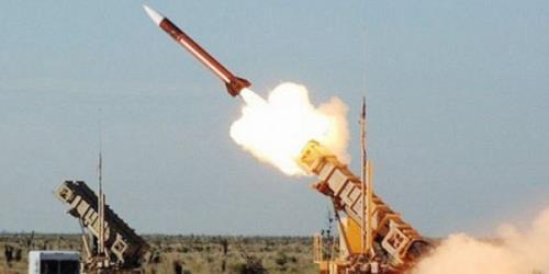 """""""التحالف"""": اعتراض طائرة """"مسيرة"""" مفخخة أطلقتها ميليشيا الحوثي باتجاه خميس مشيط"""