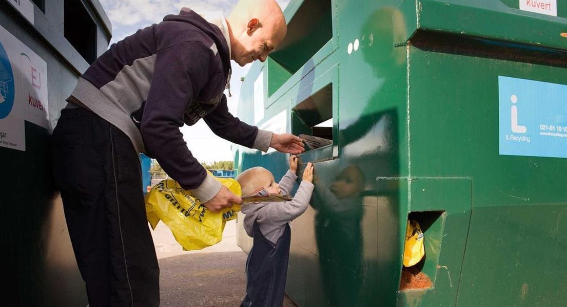 السويد تسعى لاستيراد القمامة بعد نفاد مخزونها في تصنيع مصادر للطاقة