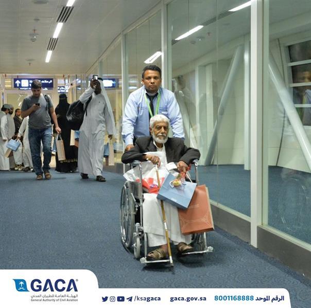 بدء التشغيل التجريبي لمطار الملك عبدالعزيز الدولي.. ومغادرة أول رحلة باتجاه القريات