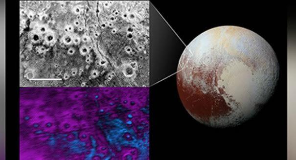 مركبة ناسا ترصد شيئا غريبا على كوكب بلوتو