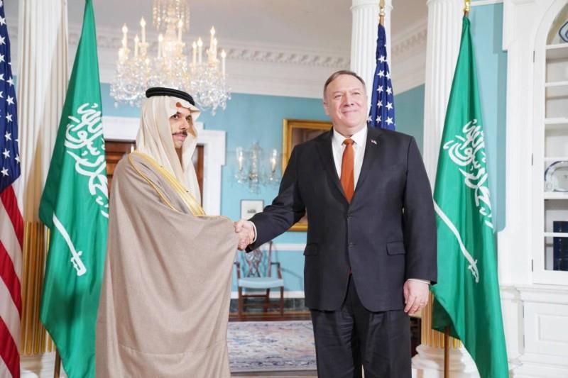 اليوم.. انعقاد أول جلسات الحوار الاستراتيجي السعودي - الأمريكي