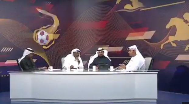 """شاهد.. مفاجأة رد إعلاميين إماراتيين على لاعب النصر السابق """"إبرهيم العيسى"""" الذي تمنى فوز أوراوا على الهلال"""