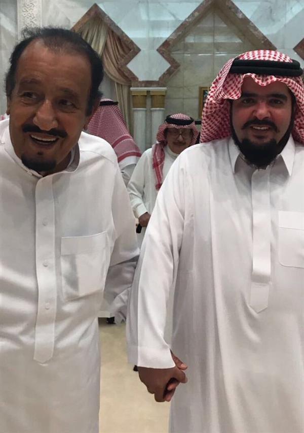 أخبار 24 شاهد عبدالعزيز بن فهد ينشر صورة له مع خادم الحرمين