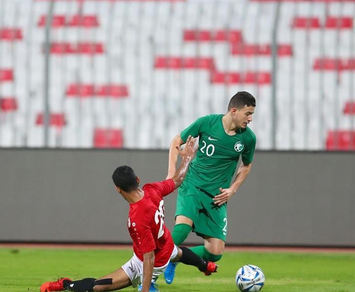 الأخضر يكتفي بالتعادل أمام اليمن ضمن تصفيات مونديال 2022