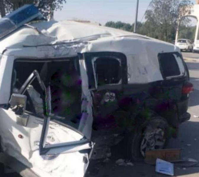 وفاة رجل أمن وإصابة آخر في حـادث شرق الرياض