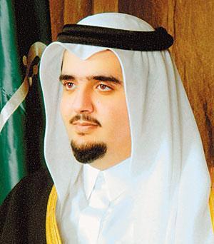 الأمير عبدالعزيز بن فهد بن عبدالعزيز