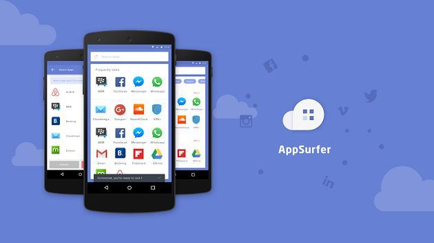 AppSurfer Instant Apps
