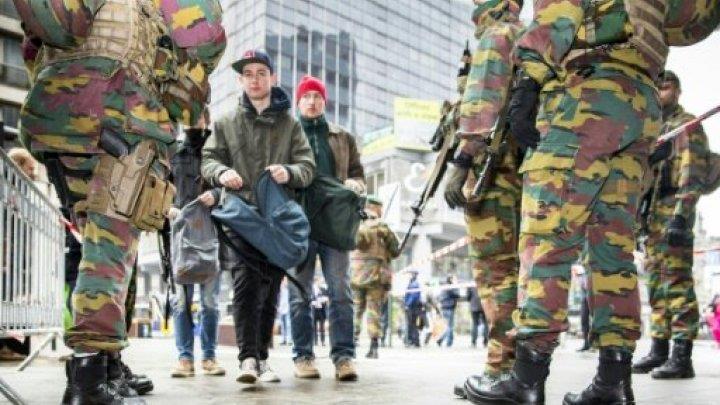 هجمات باريس: الشرطة البلجيكية توقف ثلاثة أشخاص مشتبه بهم