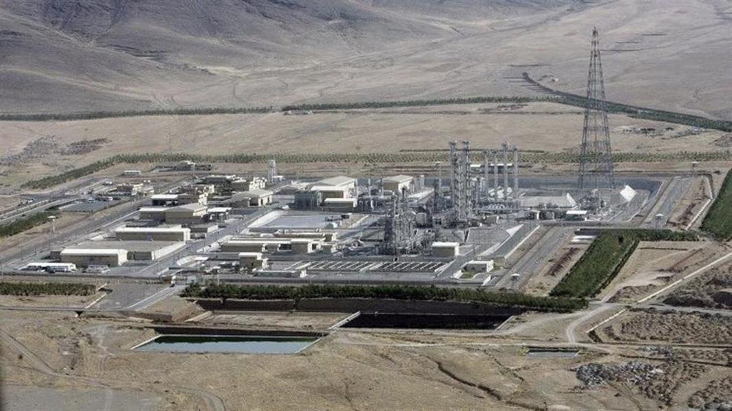 وقع حادث في منشأة تخصيب اليورانيوم في مفاعل نطنز الإيراني