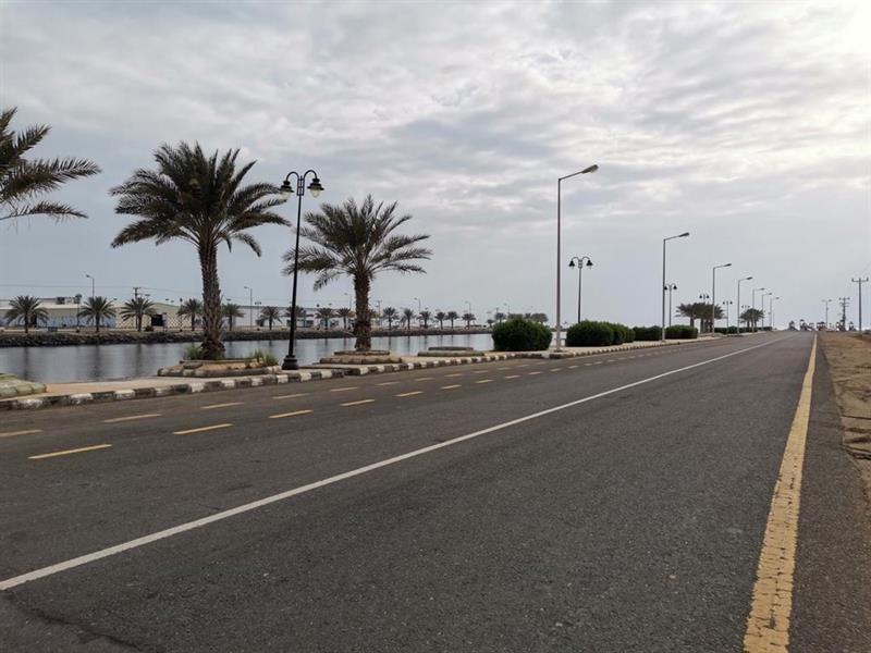 محافظات مكة المكرمة خالية من المارة