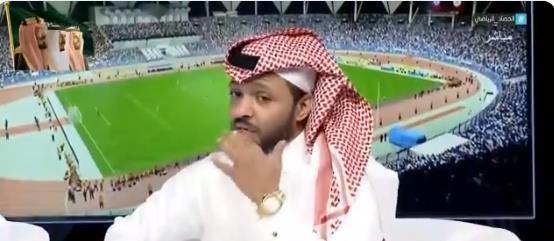 """شاهد.. أول تعليق من """"المريسل"""" على انتقال عبدالفتاح آدم إلى نادي النصر"""