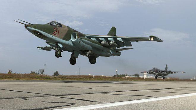 بوتين: روسيا استهدفت مواقع حددها الجيش السوري الحر