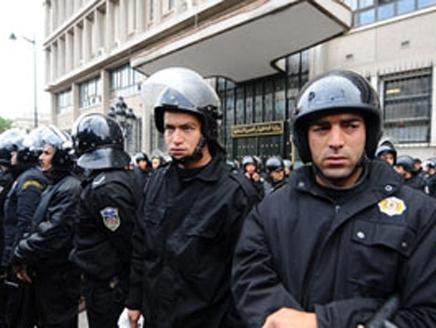 الشرطةالتونسية