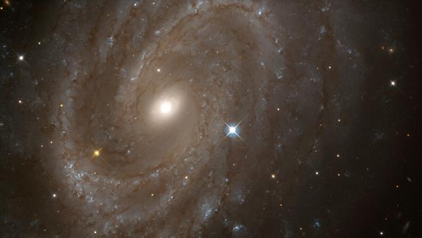 صورة تخيلية للانفجار العظيم حسب ما صورته وكالة الفضاء والطيران الأميركية