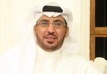 الكاتب فهد الروقي