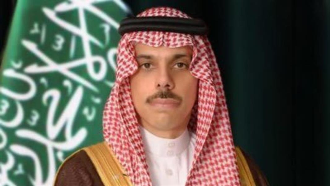 فيصل بن فرحان بن عبدالله وزير الخارجية