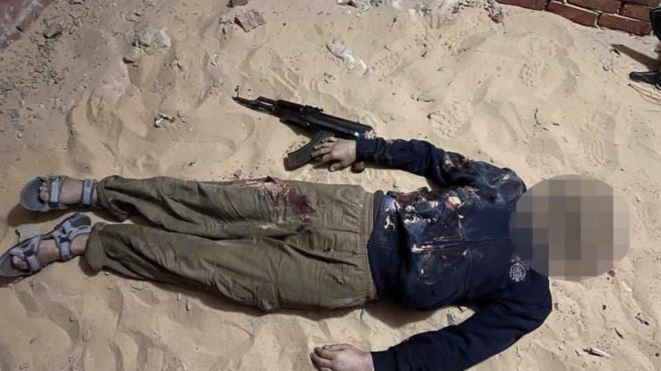 أحد قتلى المواجهة مع الأمن