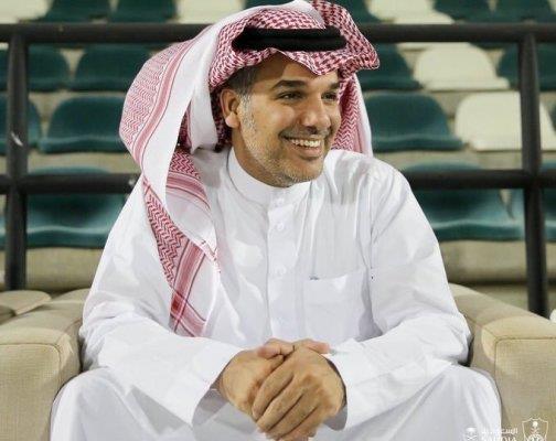 ماجد النفيعي يعتذر عن الترشح لرئاسة الأهلي