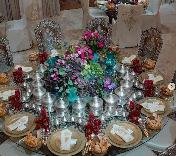 قاعة الزفاف