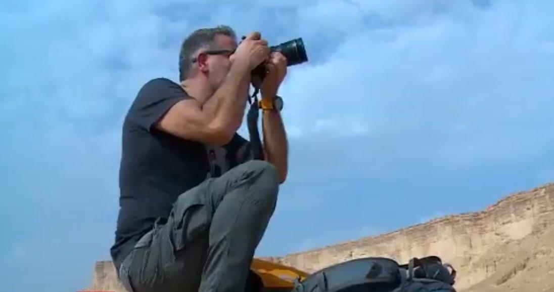المصور الأرميني سيدرك خصوب