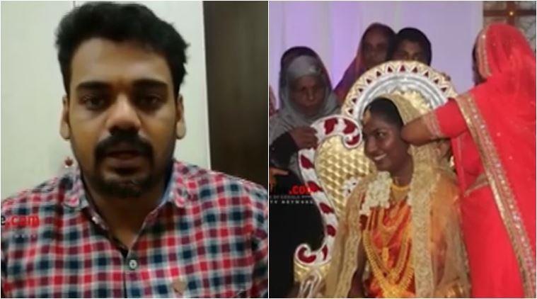 مقيم هندي في المملكة يتابع حفل زواجه في الهند عبر الإنترنت بعد تعذر حصوله على إجازة