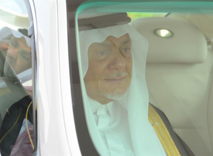 عبدالرحمن الفيصل Detail: بالفيديو والصور.. وصول جثمان الأمير سعود الفيصل