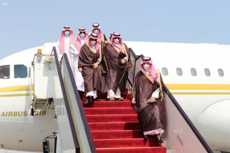 Saudi FM arrives in Qatar for official visit