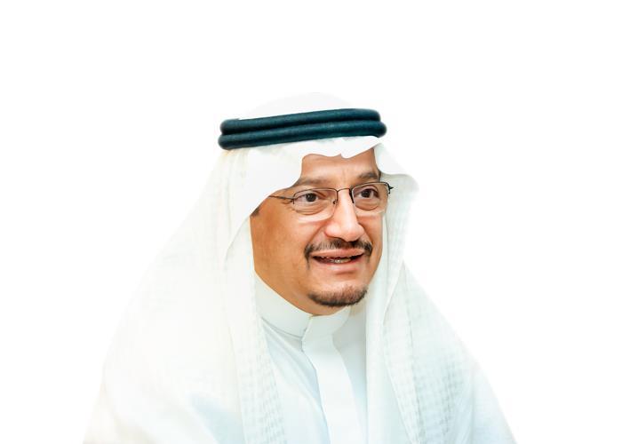 وزير التعليم الدكتور حمد ال الشيخ