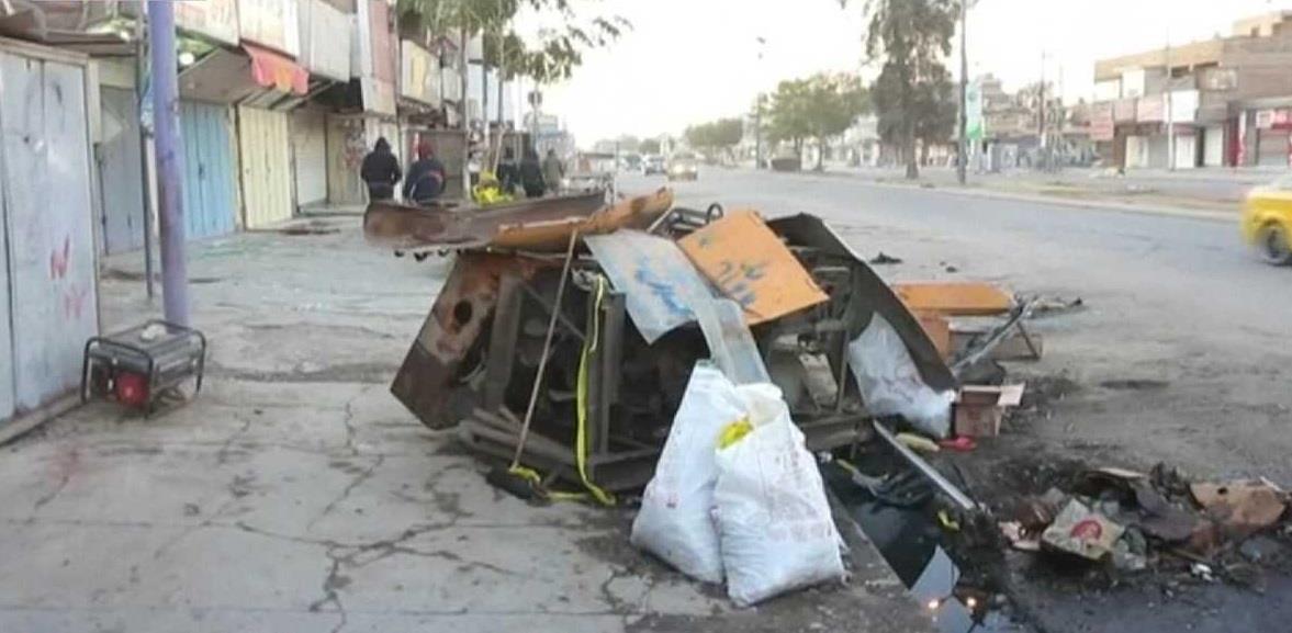 قتلى بهجوم انتحاري جنوب شرقي بغداد