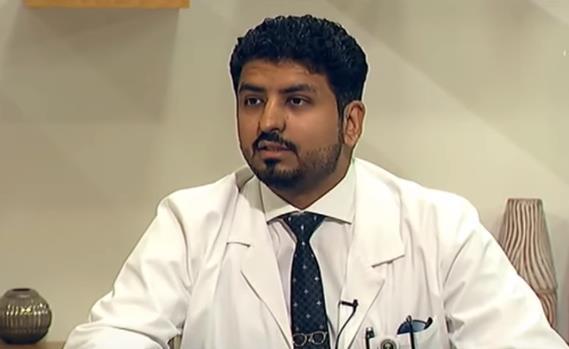 الدكتور سعد العنزي