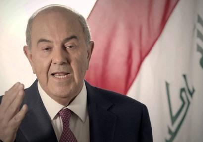 نائب الرئيس العراقي علاوي تعرض الى عارض صحي نقل على اثره الى مستشفى في بغداد