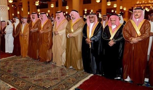 الصلاة على الأميرة نوف بنت عبدالعزيز بعد صلاة عصر يوم غدٍ الاثنين