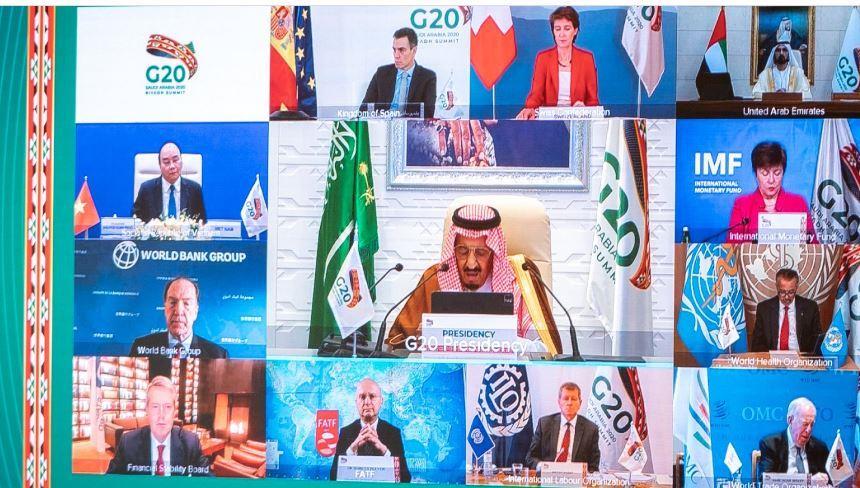 """""""بروق"""" منصة وطنية تجمع قادة العالم في قمة العشرين"""