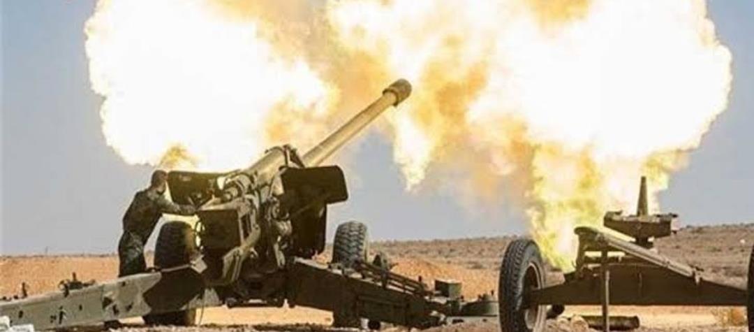 تسعة استشهد اثر قصف مدفعي لقوات النظام شمال غربي سوريا