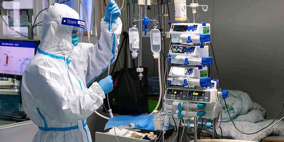 أطباء العناية المركزة أقلّ عرضة لفيروس كورونا