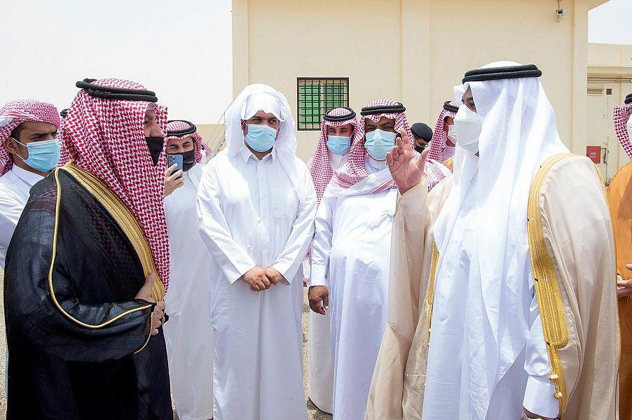 نائب أمير منطقة الرياض، الأمير محمد بن عبدالرحمن بن عبدالعزيز
