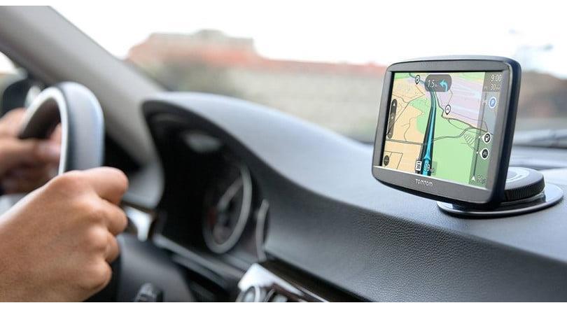 جهاز GPS