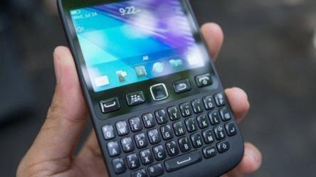 blackberry dutch police