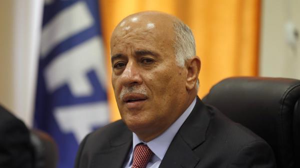 عضو اللجنة المركزي لحركة فتح جبريل الرجوب